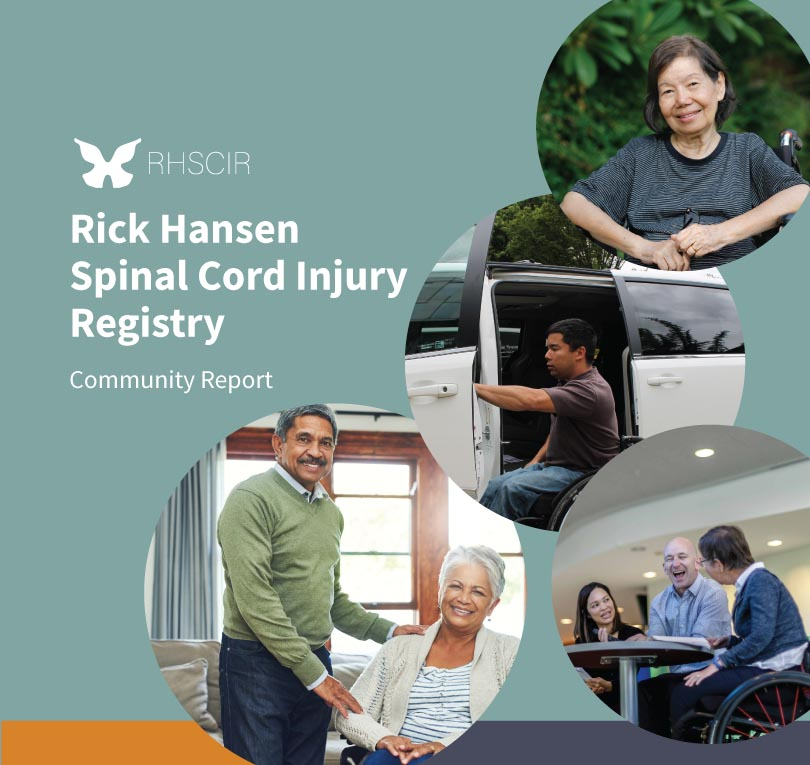 Rick Hansen Spinal Cord Injury Community Report